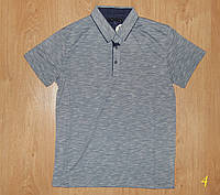 Стильная мужская рубашка короткий рукав 430_4