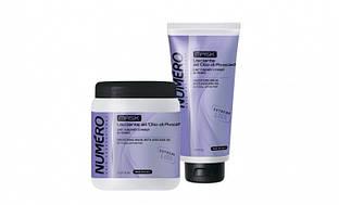 Разглаживающая маска для волос с маслом авокадо NUMERO  1л.