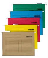 Підвісний файл А4 картонний 7410905 Donau зелений
