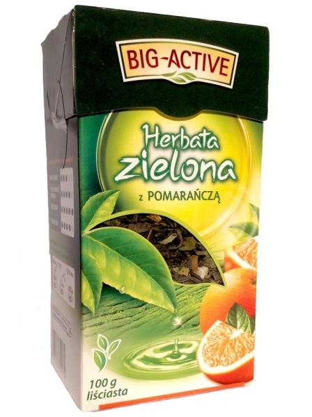 Зеленый чай Big-Active