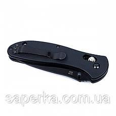 Нож универсальный Ganzo (оранжевый, черный, зеленый) G7393-OR, фото 2