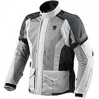 Мотокуртка летняя Revit Levante текстиль silver\antracite, XL
