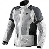 Мотокуртка летняя Revit Levante текстиль silver\antracite, XXL