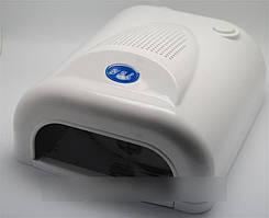 Ультрафиолетовая лампа с выдвижным дном 36W, лампа YRE L-19, УФ лампы для маникюра