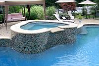 Мозаика для бассейна: стильно, качественно, надежно