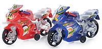 Мотоцикл инерционный 366 HN