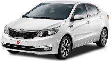 Чехлы на Kia Rio III Sedan (2011-2014 гг.)