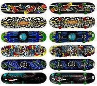 Скейт 3108 / 466-126, колесо PVC, d - 5см КК