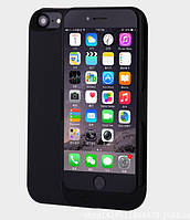 Чехол аккумулятор для iPhone 6/6s/7 Черный и золотой