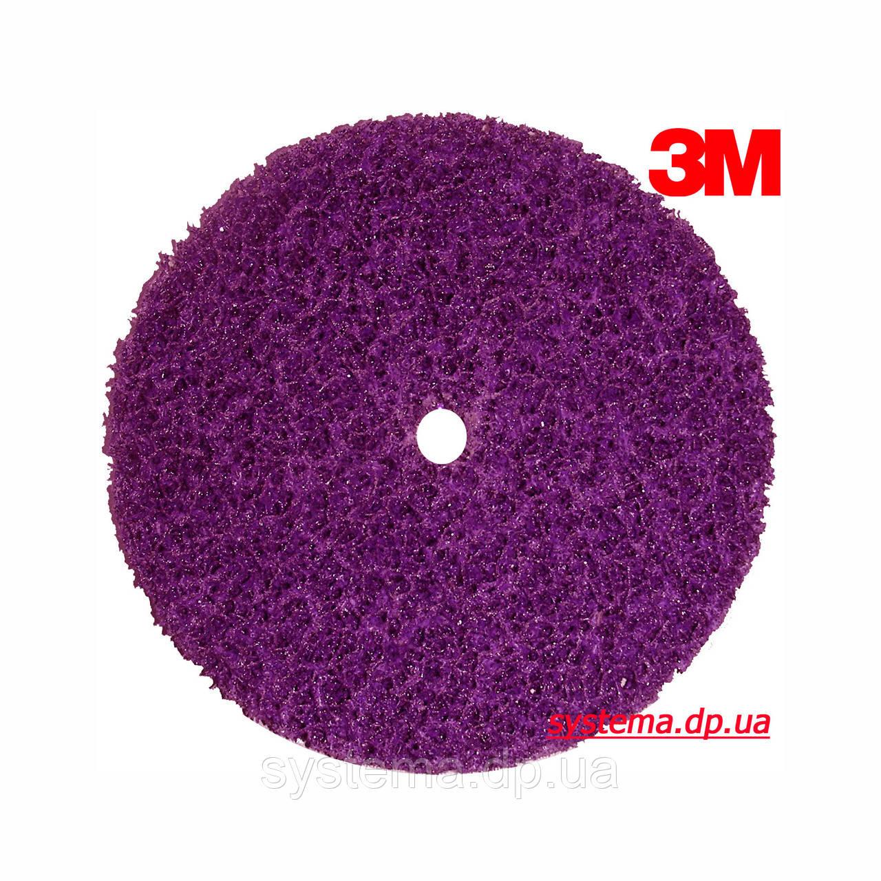 3М™ 07933 Scotch-Brite™ Clean&Strip XT-DC Purple™ - Зачистной круг 100 x 13 мм