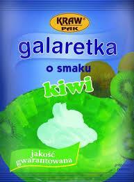Желе Galaretka Kraf Pak киви 70г