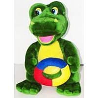 Мягкая игрушка Крокодил Гена(28 см) 1361