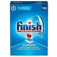 """Таблетки для посудомоечной машины """"Finish Powerball Classic""""  100 шт."""