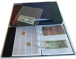 Ексклюзивний альбом Fisсher з футляром для монет і банкнот НОВИНКА