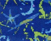 Ткань автомобильная BUS 1 DESIGN-BLUE (Производитель Bibtex)