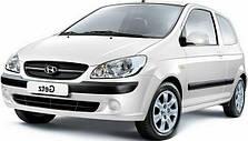Чехлы на Hyundai Getz (с 2002 года до этого времени)