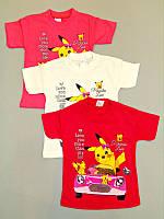 Детская футболка девочка от 1 до 3 лет