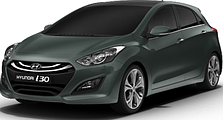 Чехлы на Hyundai I 30 (с 2012 года до этого времени)