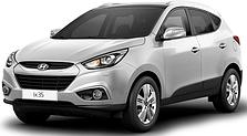 Чехлы на Hyundai IX 35 (с 2010 года до этого времени)