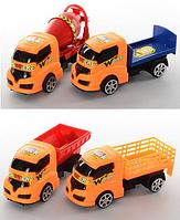 Детская машинка инерционная с подвижными деталями 3325-3328В, 14 см, 4 вида в кульке (12 х 18 х 5 см) HN