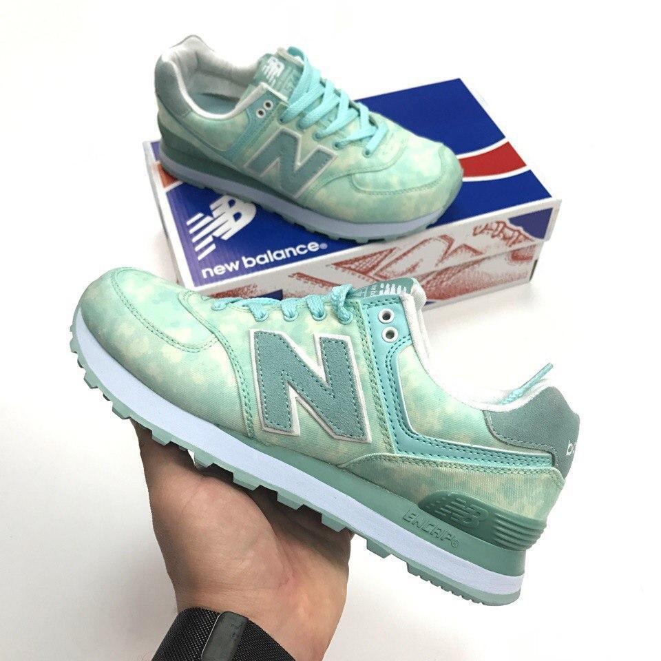 Кроссовки в стиле New Balance WL574SWB женские 39 - Интернет-магазин  «Reverie Shoes» 3b60ffe66b4a3