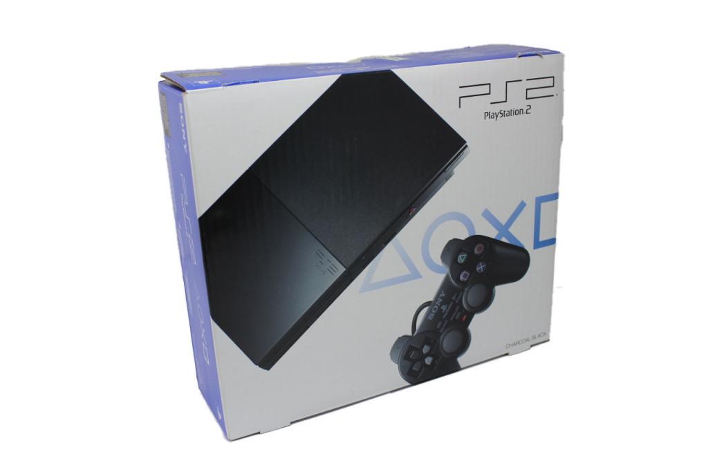 Игровая приставка Sony PlayStation 2 Оригинал