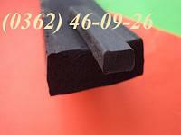 Шнур пористый прямоугольного сечения, фото 1