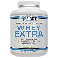Pharma First Whey Extra 2250g