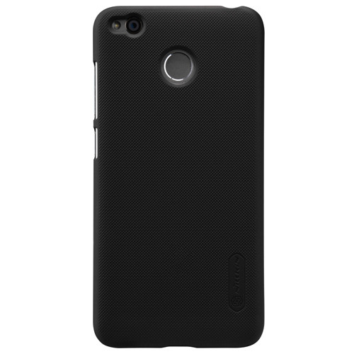 Чехол-бампер Nillkin Super Frosted Shield Black для Xiaomi Redmi 4x