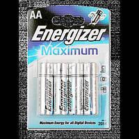 Батарейка Energizer Maximum AA 4шт.