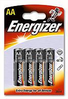 Батарейка Energizer Standart AA 4шт.