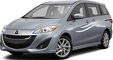 Чехлы на Mazda 5 (2005-2010 гг.)