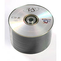 Диск CD-R VS 700MB 52x bulk 50