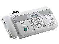 Факс PANASONIC KX-FT988UA білий