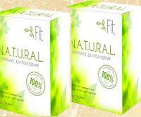 Natural Fit - комплекс для похудения / блокатор калорий (Нейчерал Фит)