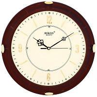 Годинник настінний  Rikon 11951 DX Brown