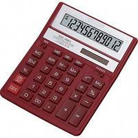 Калькулятор Citizen SDC-888 12-ти розрядний XRD Червоний