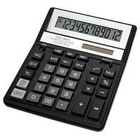 Калькулятор Citizen SDC-888 12-ти розрядний XBK Чорний