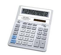 Калькулятор Citizen SDC-888 12-ти розрядний XWH Білий