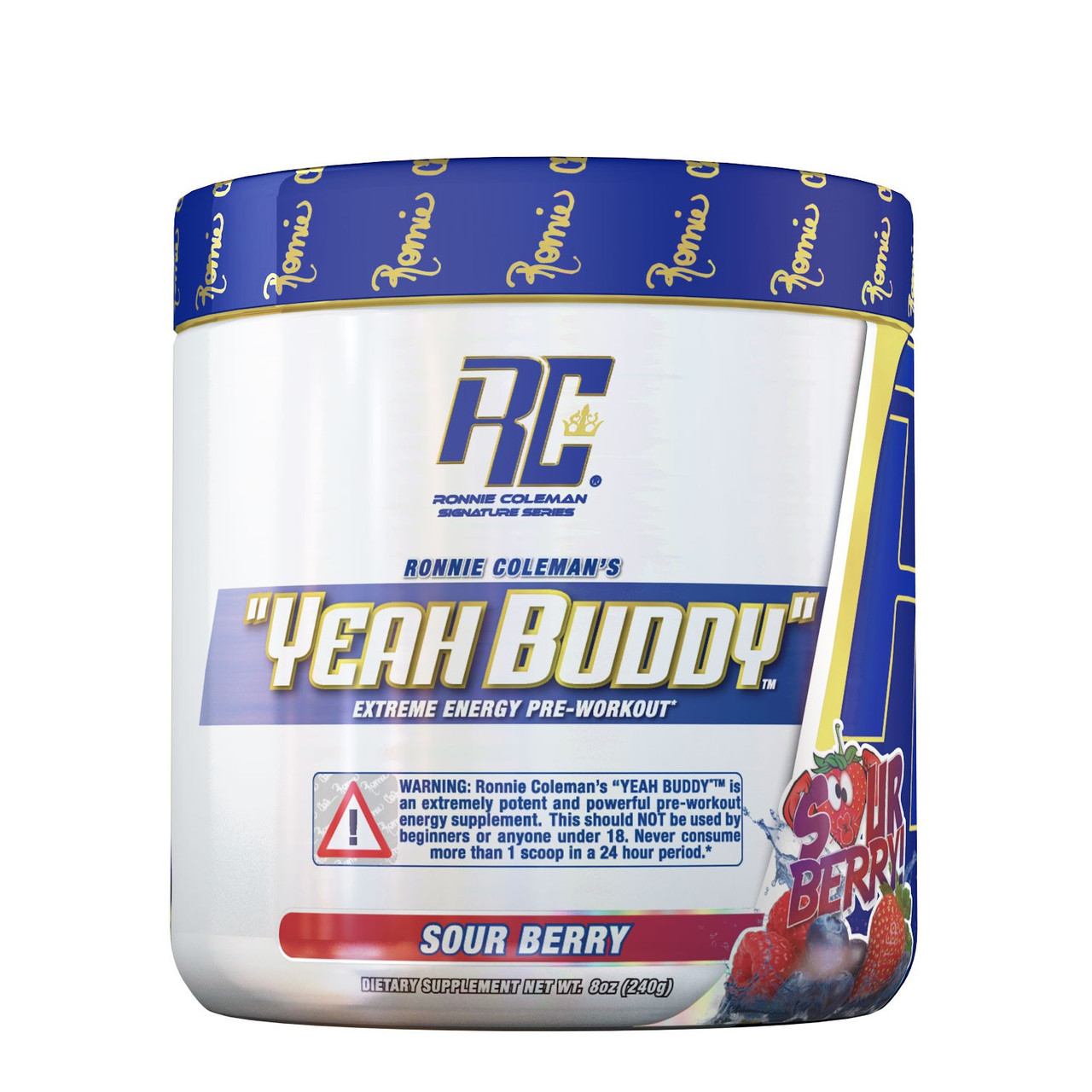 Ronnie Coleman Yeah Buddy 240g