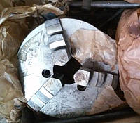 Патрон токарный 200мм, Псковмаш