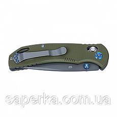 Нож многофункциональный Ganzo (черный, зеленый, оранжевый) G7533-BK, фото 3