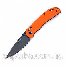 Нож многофункциональный Ganzo (черный, зеленый, оранжевый) G7533-BK, фото 2