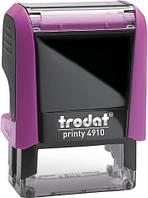Оснащення для штампу Trodat 4910N 26x9 мм.