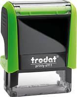 Оснащення для штампу Trodat 4911N зі словом Отримано + дата