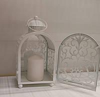 Светильник под свечу подвесной/настольный (свеча не входит в комплект)