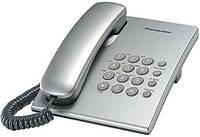 Телефон  PANASONIC KX-TS2350UA Сріблястий
