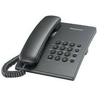 Телефон  PANASONIC KX-TS2350UA Титан