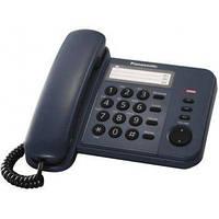 Телефон PANASONIC KX-TS2352UA Синій