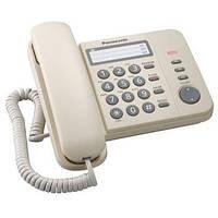 Телефон PANASONIC KX-TS2352UA Бежевий